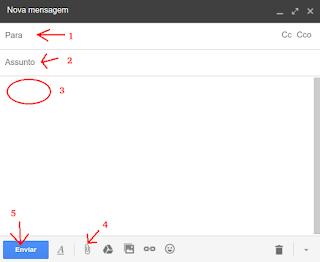 Como mandar um e-mail pelo Gmail