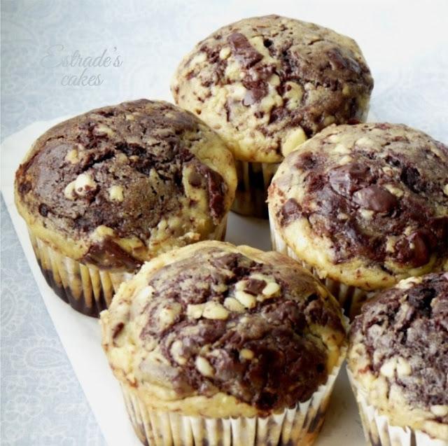 receta de cupcakes de fondo negro - 04