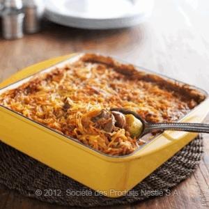 Lamb Salona With Potato & Carrot Crust Recipe