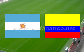 Argentina vs Colombia Eliminatorias 2015