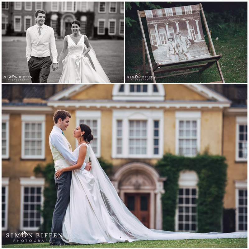 Bride and Groom photography at Polesdon Lacey wedding