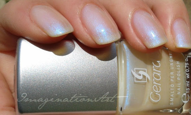 gerard's n° number numero 3 tre smalto nail lacquer polish review recensione swatch swatches