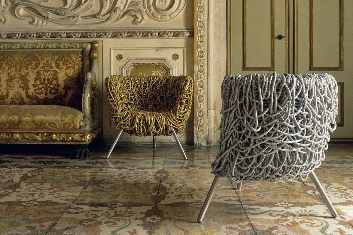 Darya girina interior design march 2015 - Original Design Armchairs Fernando Humberto Campana