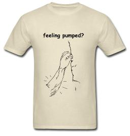Climbing Shirt by Highball - Feeling Pumped