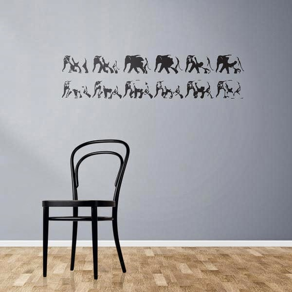 Unique Wall Art Stickers
