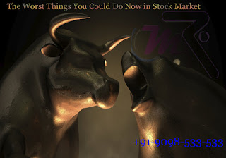 The Worst Things You Could Do Now in Stock Market- Money Classic Blog