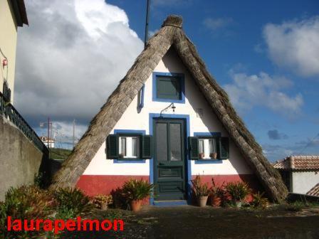 Casa típica en Santana
