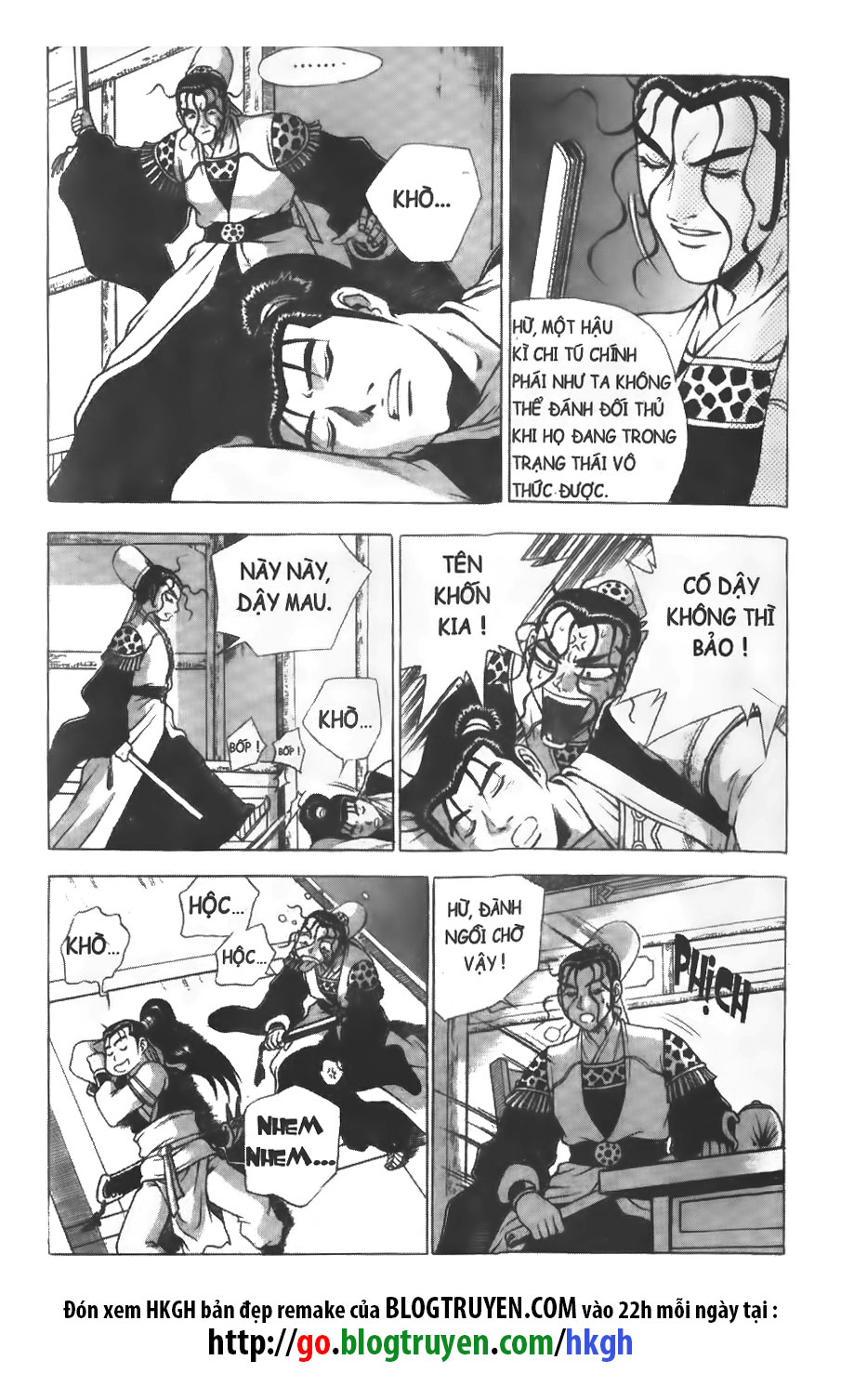 Hiệp Khách Giang Hồ chap 238 Trang 18 - Mangak.info