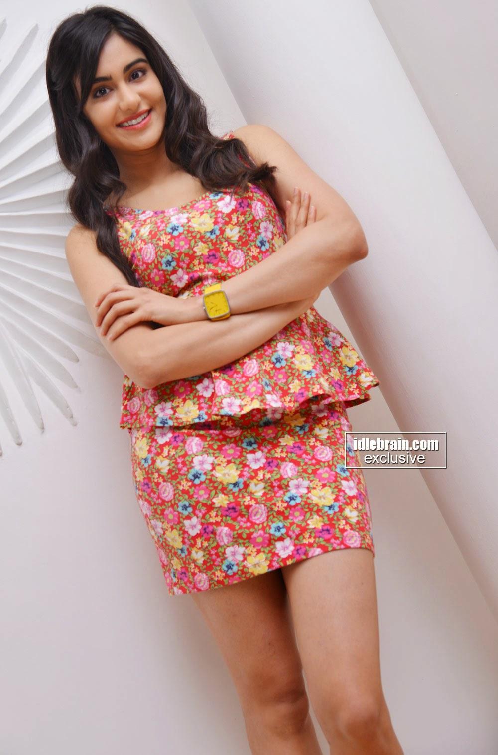 Adah Sharma Hot Photos