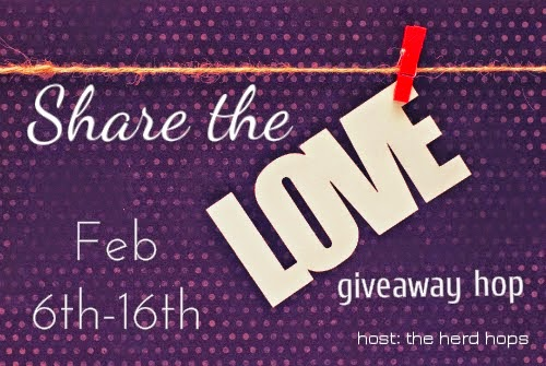 Share the Love Blog Hop Sign up
