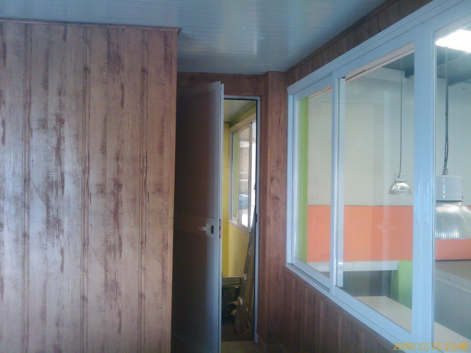 Carpinteria sarria aluminio puertas ventanas for Puertas para cerramientos