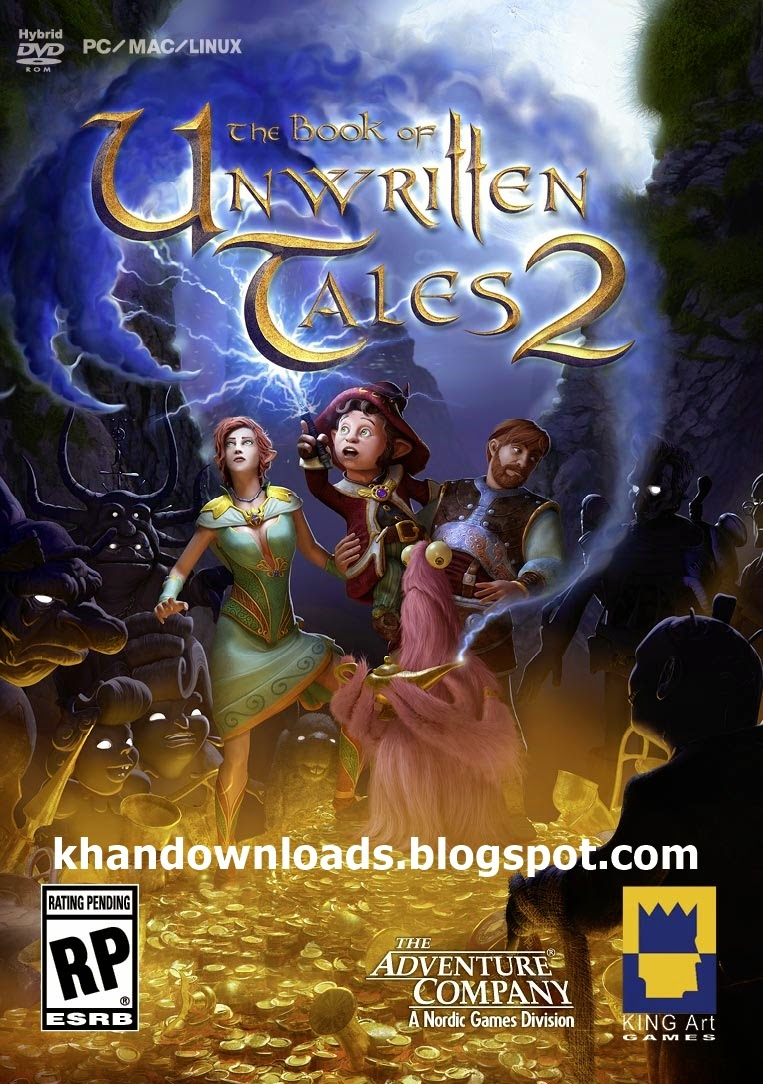 The Book of Unwritten Tales 2 PC Game Free Download