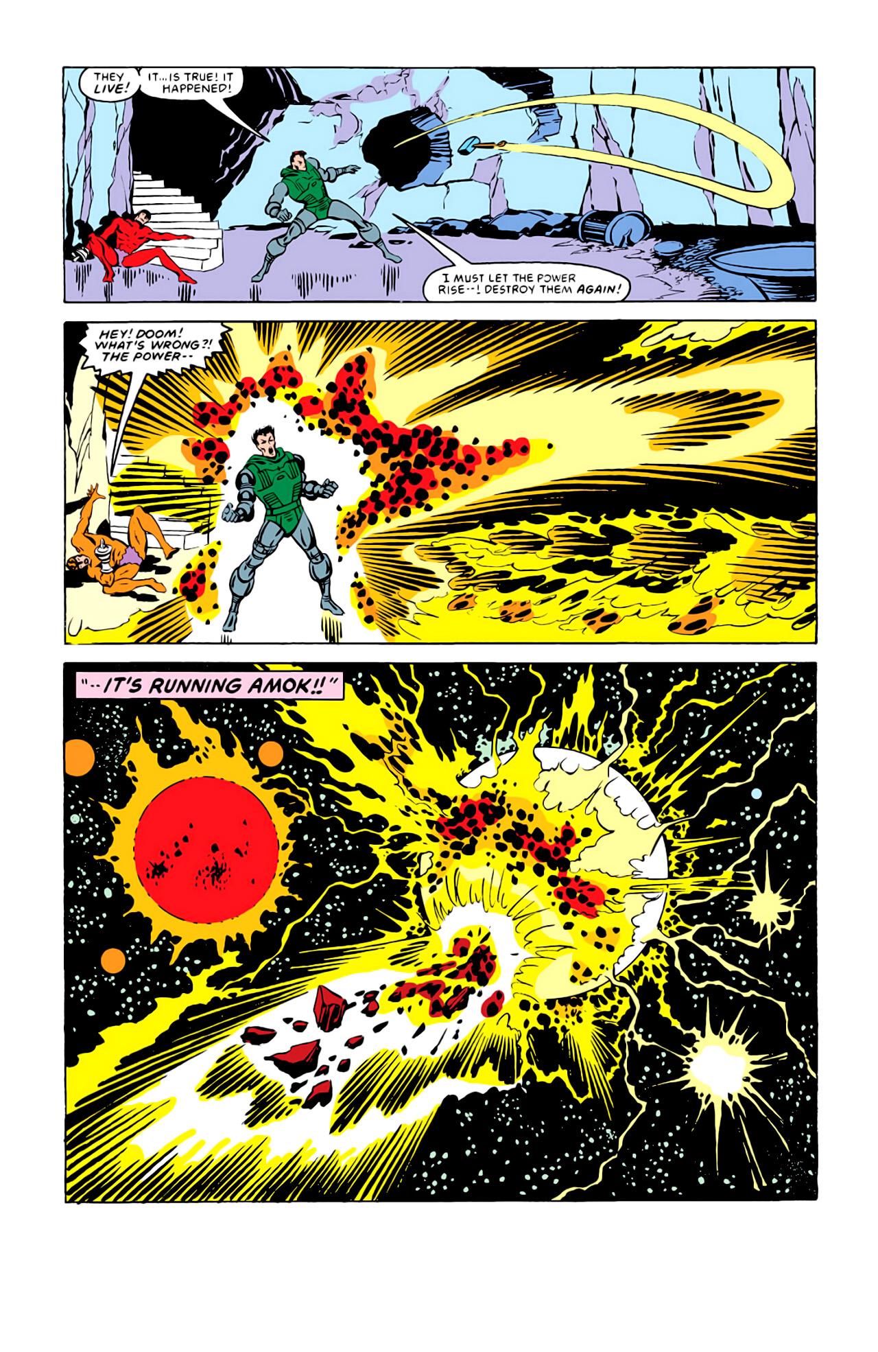 Captain America (1968) Issue #292m #220 - English 20