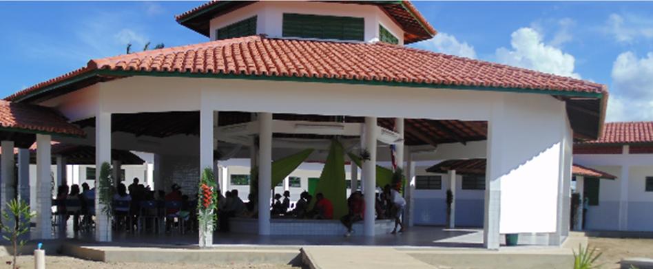 Colégio Estadual Bernardo dos Santos- Distrito de Jequiriça