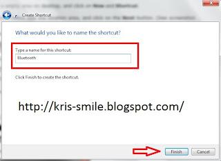 Cara Membuat Shortcut Bluetooth2