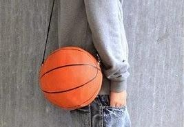 Riciclo Creativo Pallone da Basket