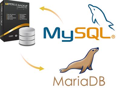 kelebihan database mariadb dibandingkan mysql