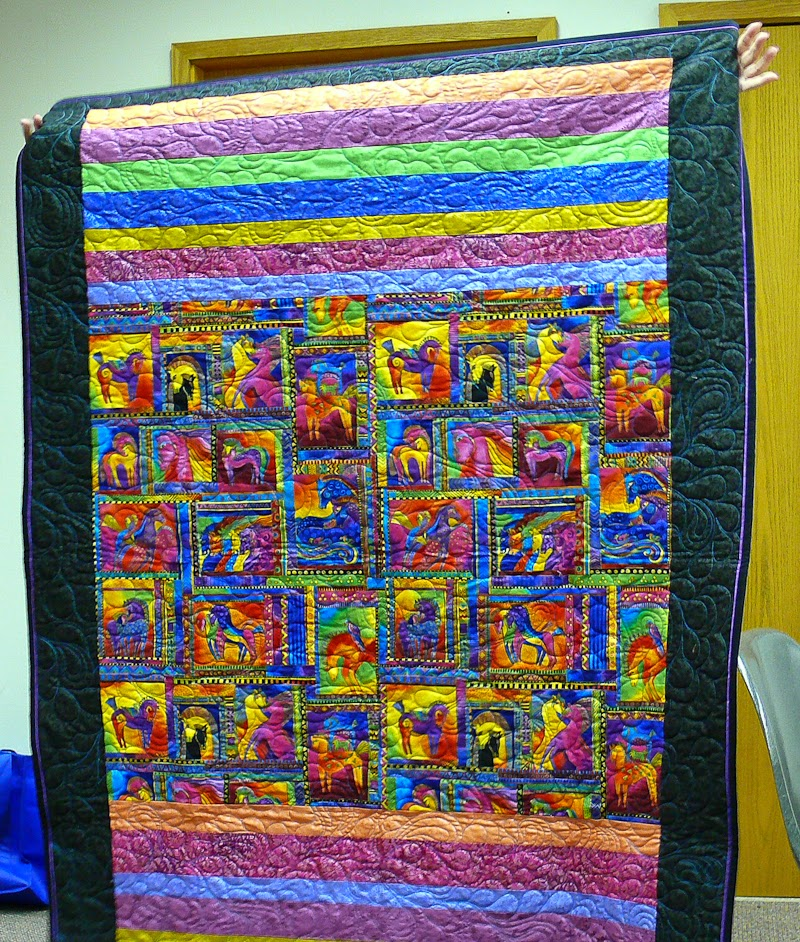 quilts quilt tag themed horse i sewmod
