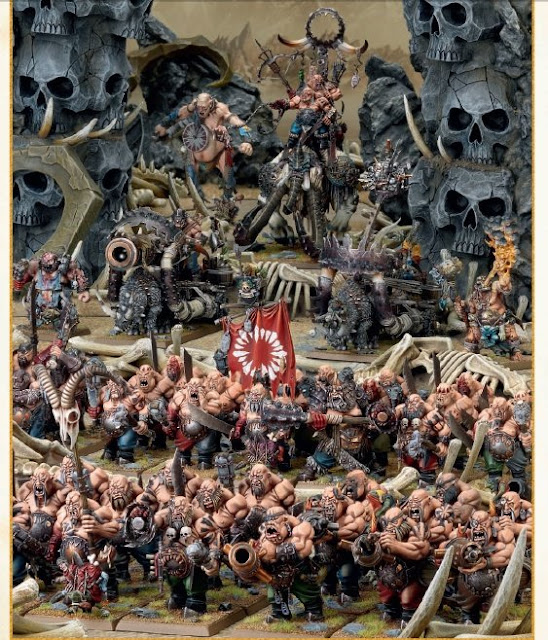 New Ogre Kingdoms PDF 8th edition Army book