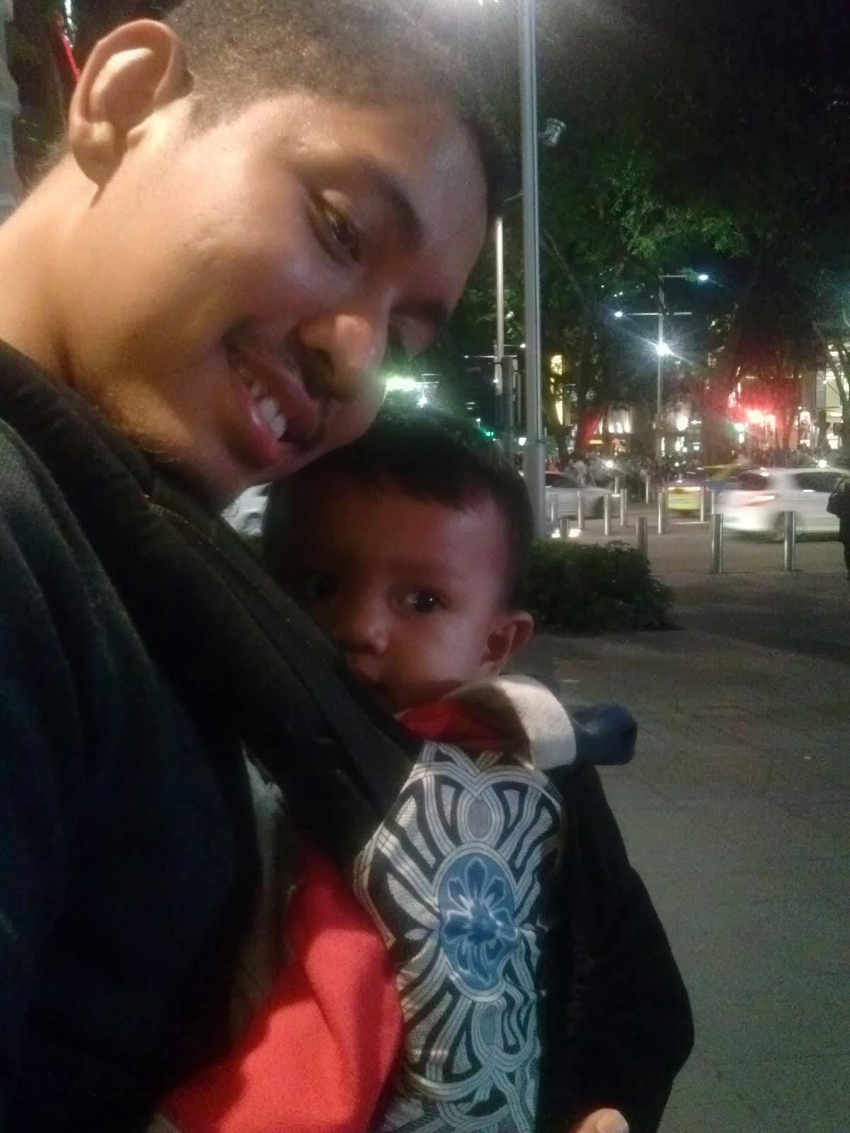 me and Agi