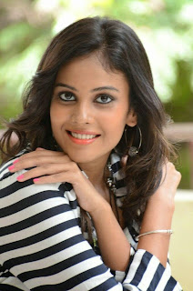 Actress Chandini Latest Pictures in Jeans at Kiraak Release Date Announcement Press Meet 0020