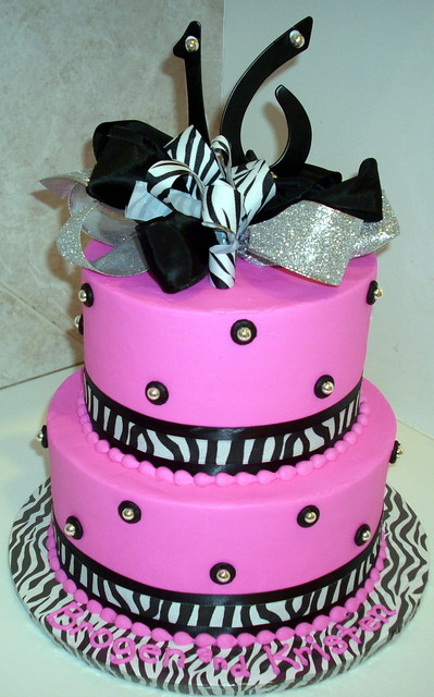 Cake Designs For Sweet Sixteen : Jadorelux: Sweet 16 cake ideas