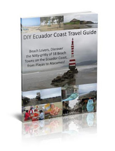 Ecuador Coast Guide (18 beachy towns)
