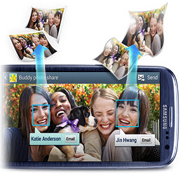 Samsung Galaxy S3 - Buddy Share Photo