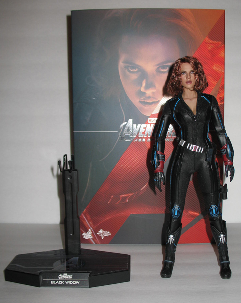 Black Widow Age Ultron: Boyce McClain's Collectors' Corner: Avengers Age Of Ultron