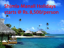 Shimla-Manali Holiday packages