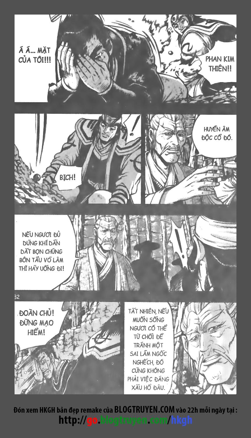 Hiệp Khách Giang Hồ chap 343 page 17 - IZTruyenTranh.com