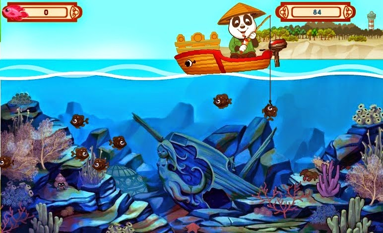 Crazy fishing free download game ringan memancing ikan for Crazy fishing videos