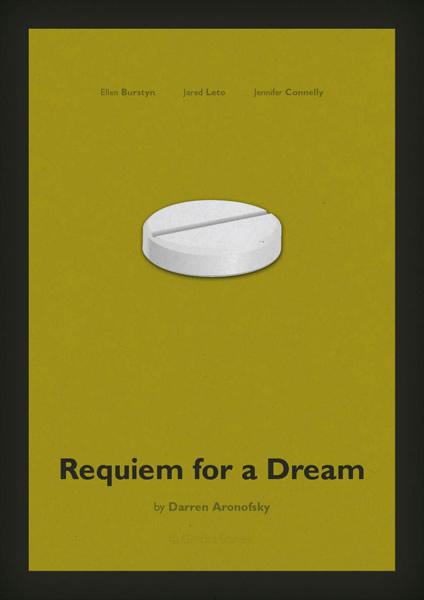 Requiem Para Um Sonho Poster