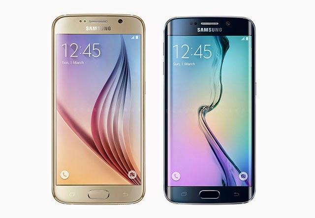 Samsung Galaxy S6 dan S6 Edge Di Pasaran 2 April