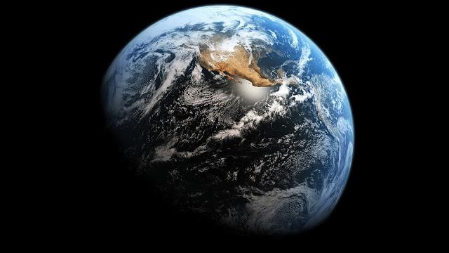 Earth Art HD Wallpaper
