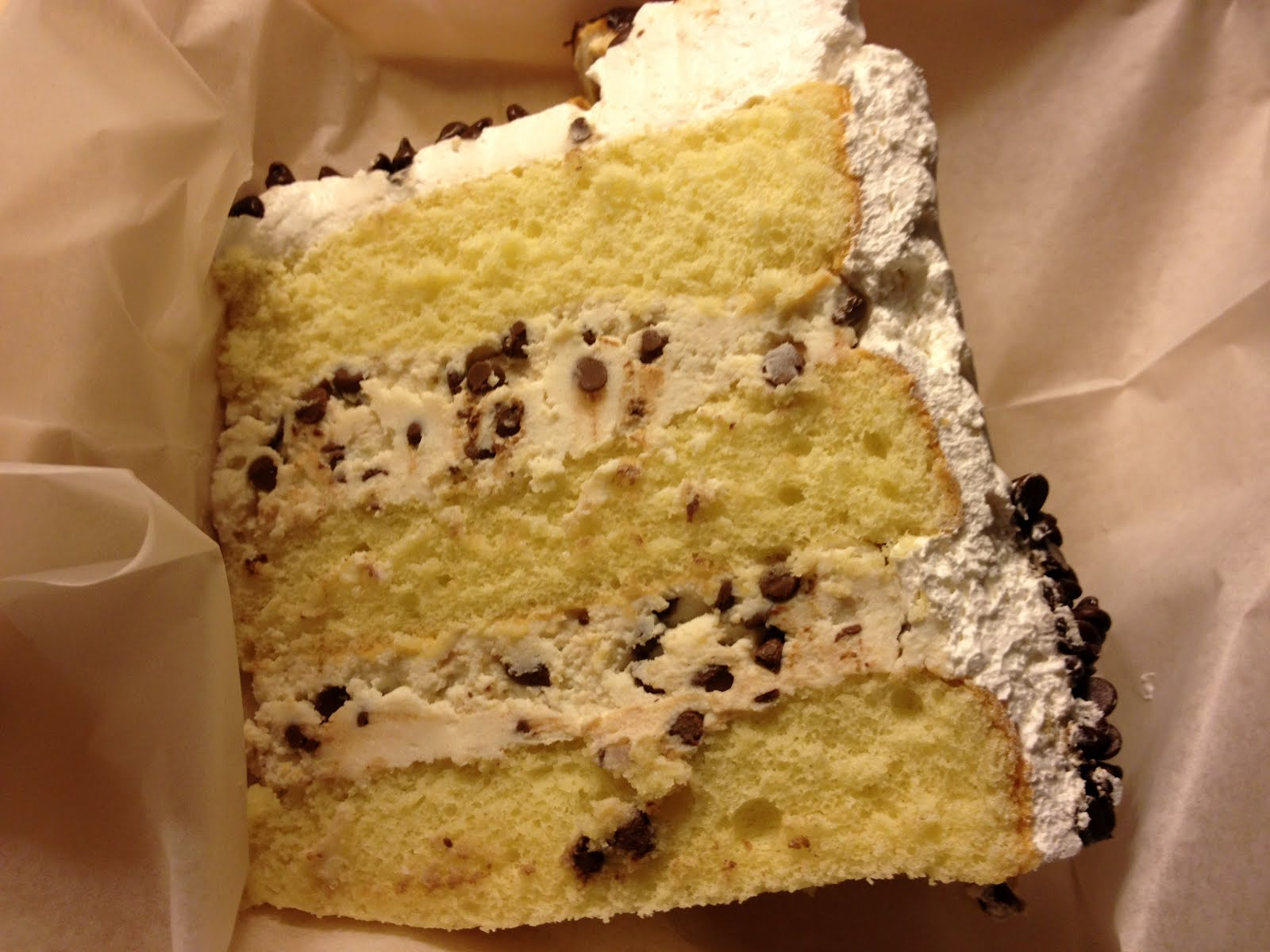 Marietta Diner Cake