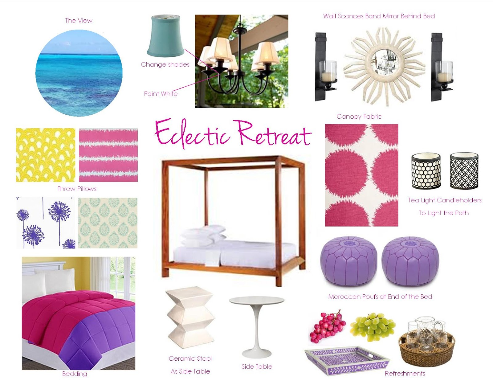 An Eclectic Retreat