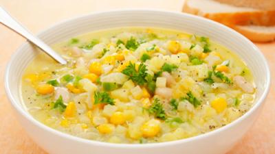 Resep Cara Memasak Sup Jagung Kepiting Gurih Mudah Sederhana