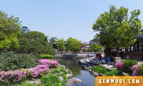 seoul namsangol hanok village