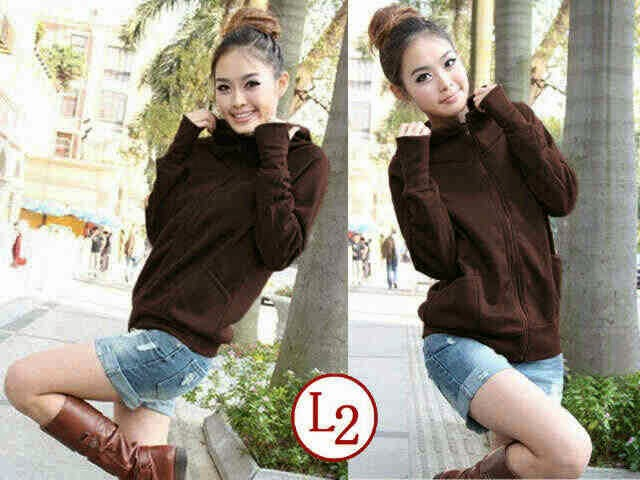 Jaket Livery Brown