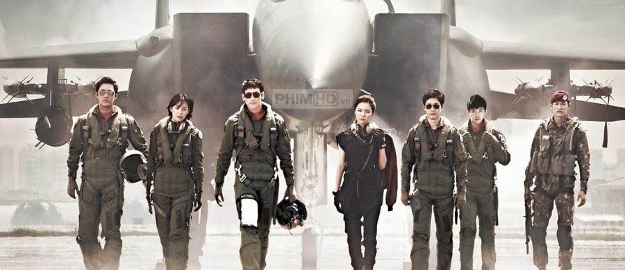 Phim Biệt Đội Tiêm Kích VietSub HD | Return To Base 2012