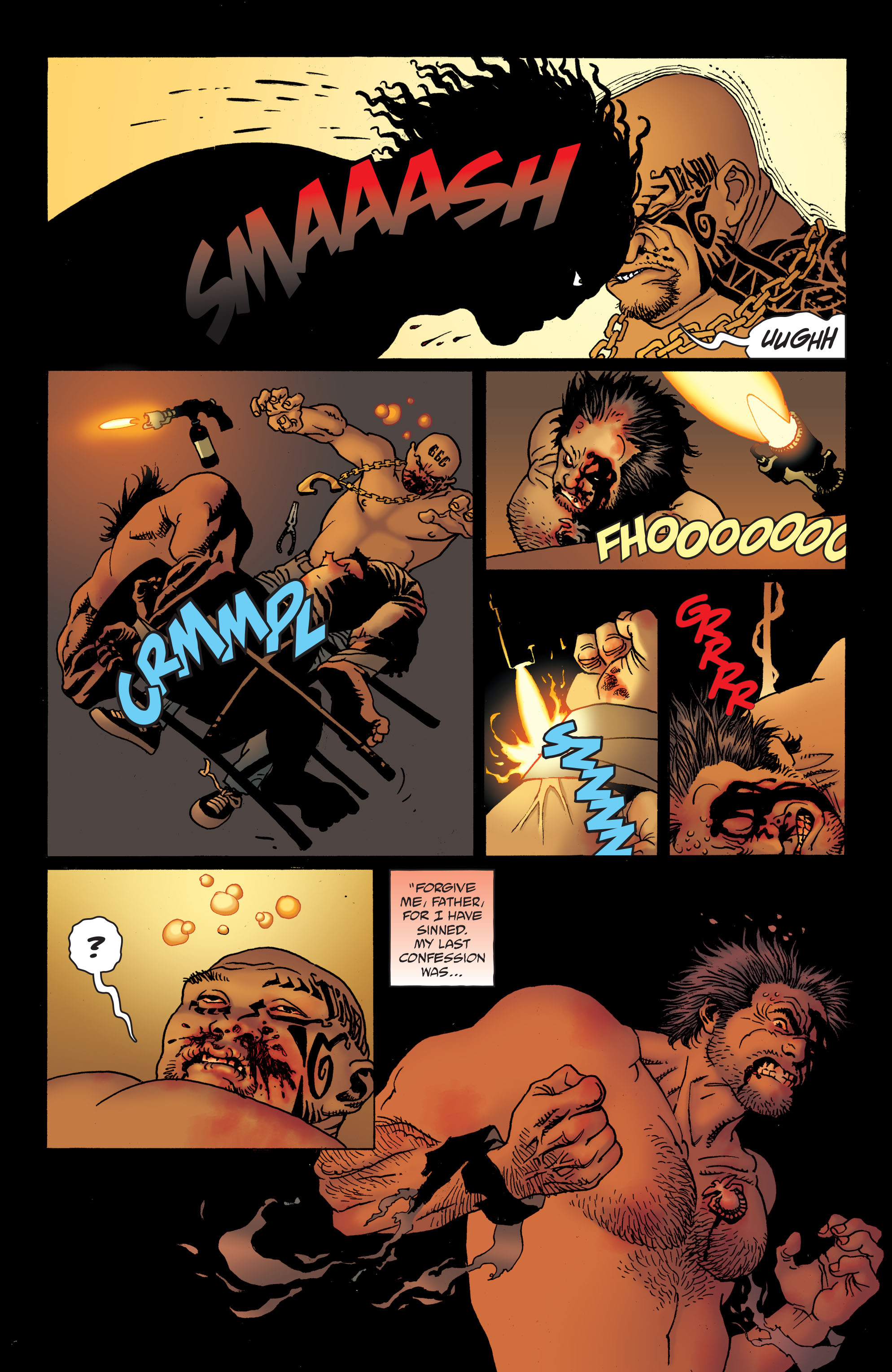 100 Bullets: Brother Lono Full Page 162