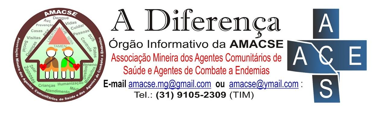 AMACSE - Associação Mineira dos ACS e ACE