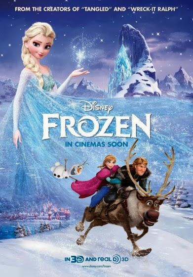 Movie Knights: Film Review: Frozen