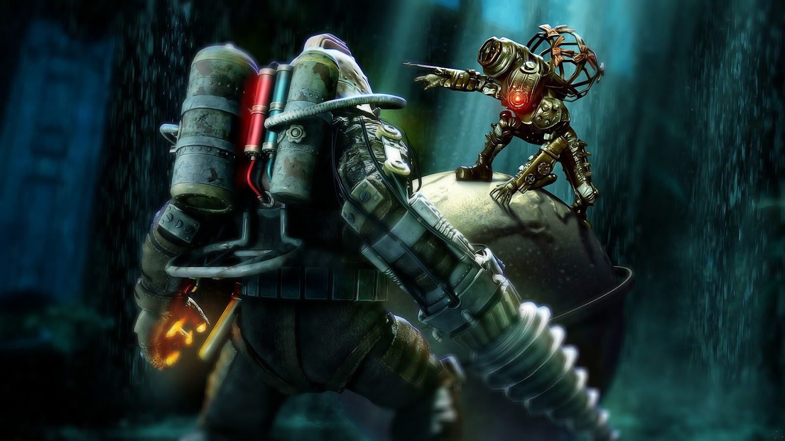 Bioshock Game Wallpaper