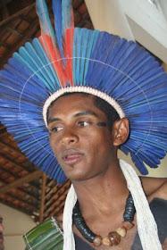 Cacique Bar da tribo Xocó, de Porto da Folha/SE