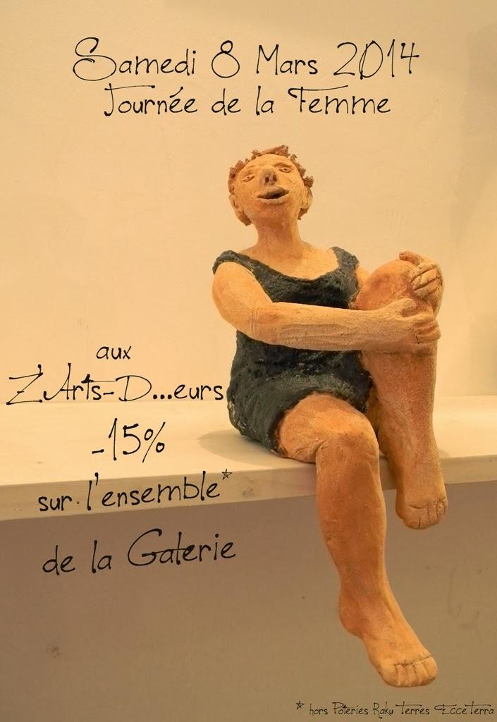 Photographie Anesofie - sculpture Elisabeth Bourget