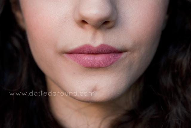 Mac Mehr lipstick swatches