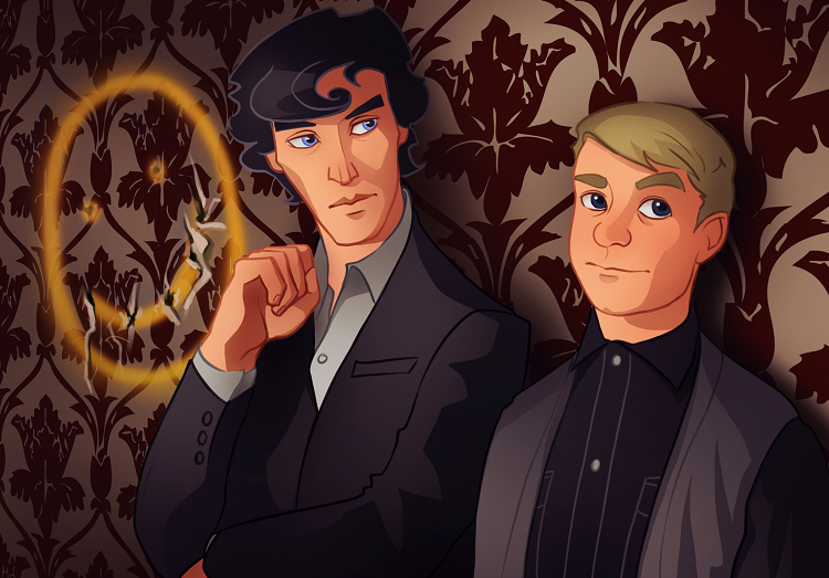 BBC's Sherlock: The Animated Series?